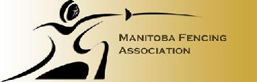 Manitoba Fencing Association Logo